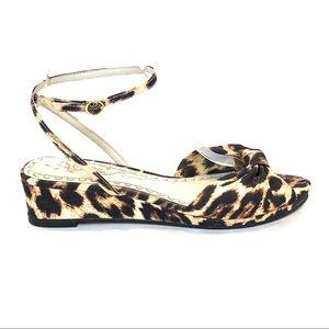ALICE + OLIVIA | Leopard Sandals